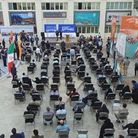 نمایشگاه کاپرکس کرمان افتتاح شد/تصاویر