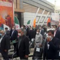 نمایشگاه کاپرکس کرمان افتتاح شد
