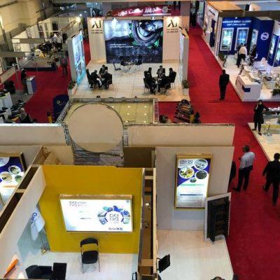 نمایشگاه معدن و صنایع معدنی
